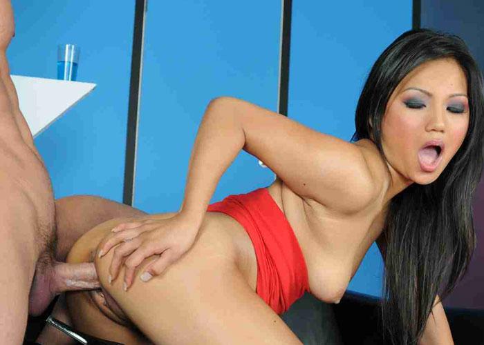 Geile Asia Sexbilder mit sexy Luder